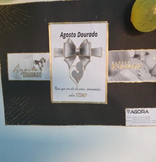 Visita Técnica dos Graduandos de Enfermagem e Odontologia da FACULDADE ÁGORA!